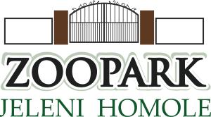 logo zoopark jeleni homole